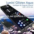 novos produtos à procura de distribuidor 150w acrílico luz para lps e corais sps remoto dimmable 120w diodo emissor de luz do aquário