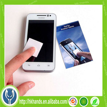 2015 Hot Sale Mobile Phone Sticky Screen Cleaner