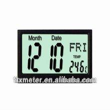 Mini Lcd Digital Clock With Temperature MeasuringTL888
