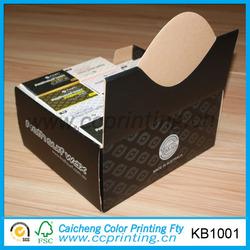 New design corrugated cardboard boxes