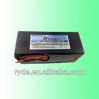 Good quality 25.9v 4000mAh 10c LP battery pack