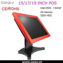 15 INCH TOUCH monitors Intel Xeon 1.8ghz CPU 2GB Memory
