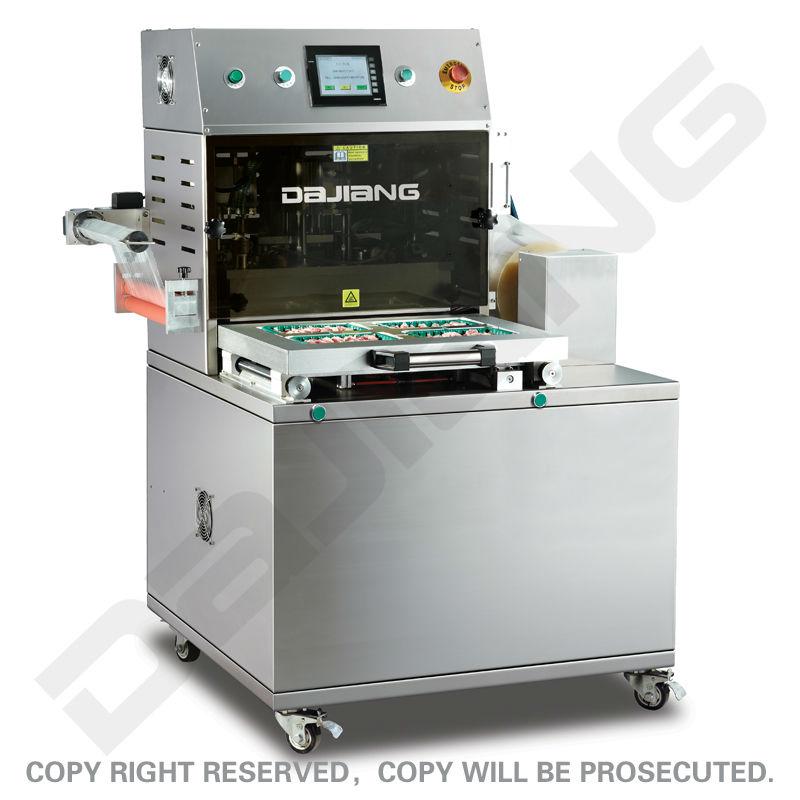 DM-410A Floor Type Tray Sealer