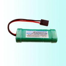 2/3A 7.2V Ni-MH 1400mAh Battery for RC Car