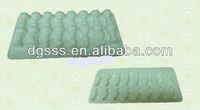 healthy silicone ice mold white color silicone