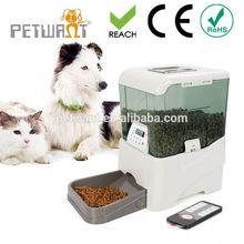 Timed pet feeder timer digital feeder