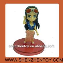 plastic anime figure, PVC figure toy