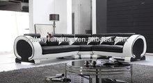 2012 new design modern leather sofa F824