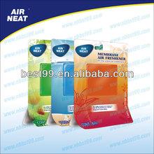 Glade membrane air freshener car air freshener liquid air freshener