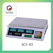 Electronic Plastic Price Computing Scale