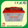 Wholesale JIS/DIN Standard Dry Charged Car Battery 12v 70Ah