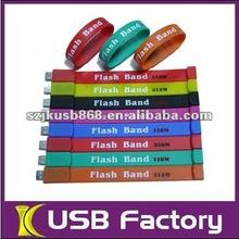 4G/8G Bracelet usb memory stick real capacity