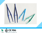 Disposable medical forceps scissor and tweezers Surgical tweezers medical forceps