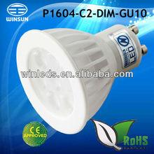 led spotlight bulb gu10 residential lighting