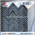 warmgewalzte hohe qualität ss400 q235 ms schwarz mild kohlenstoffstahl winkeleisen