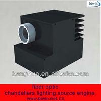 fiber optic chandeliers lighting source engine