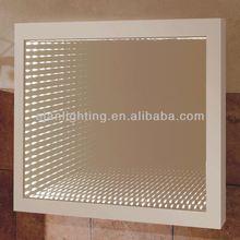 Hollywood Aluminum Frame IP44 bathroom mirror light