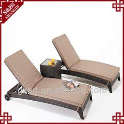 S&D modern folding beach day beds