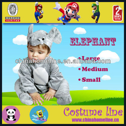 Cotton Baby Elephant Christmas Costume