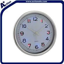 12'' led light digital wall clock