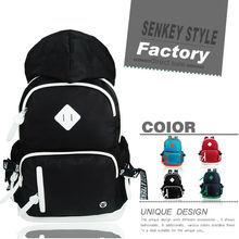 SENKEY STYLE big size hot selling teen backpack fashion bag new style travel bag