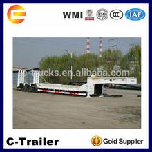 utility trailer low bed truck trailer frame manufactures/trailer semi truck landing gear