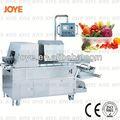 Jy-620/850/dxd-620 meilleur prix horizontal machine d'emballage pour les légumes frais/tomate machine d'emballage pour de bonnes performances