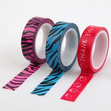 INTERWELL TP7114 Japanese Washi Masking Tape, DIY Decorative Paper Tape