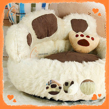Footprint Shape Hairy Super Soft Made In China 2014 New Pet Dog Product