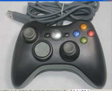 cable xbox360 wired controller black slim