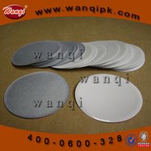 Latex universal aluminum foil seal liner packaging design