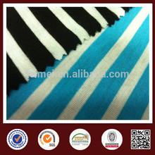 China navy blue and white stripe fabric navy and white stripe fabrics factory wholesale