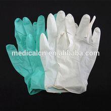 Beautiful latex goalkeeper gloves