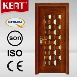 Gorgeous And Elegant Hand Carved Wooden Doors Model W9320 From KENT