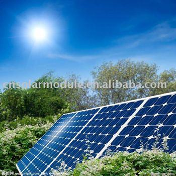 110W PolyCrystalline Solar Panel