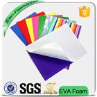 Color/glitter/adhesive EVA Foam Sheet&Rolls