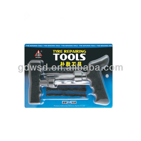 Tire Repair Kit-handle tire tool