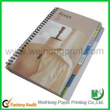 Factory price handmade school notebook supplier