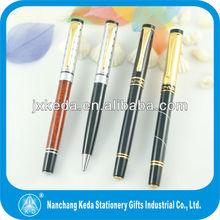 Elegant printed metal pens for promotion