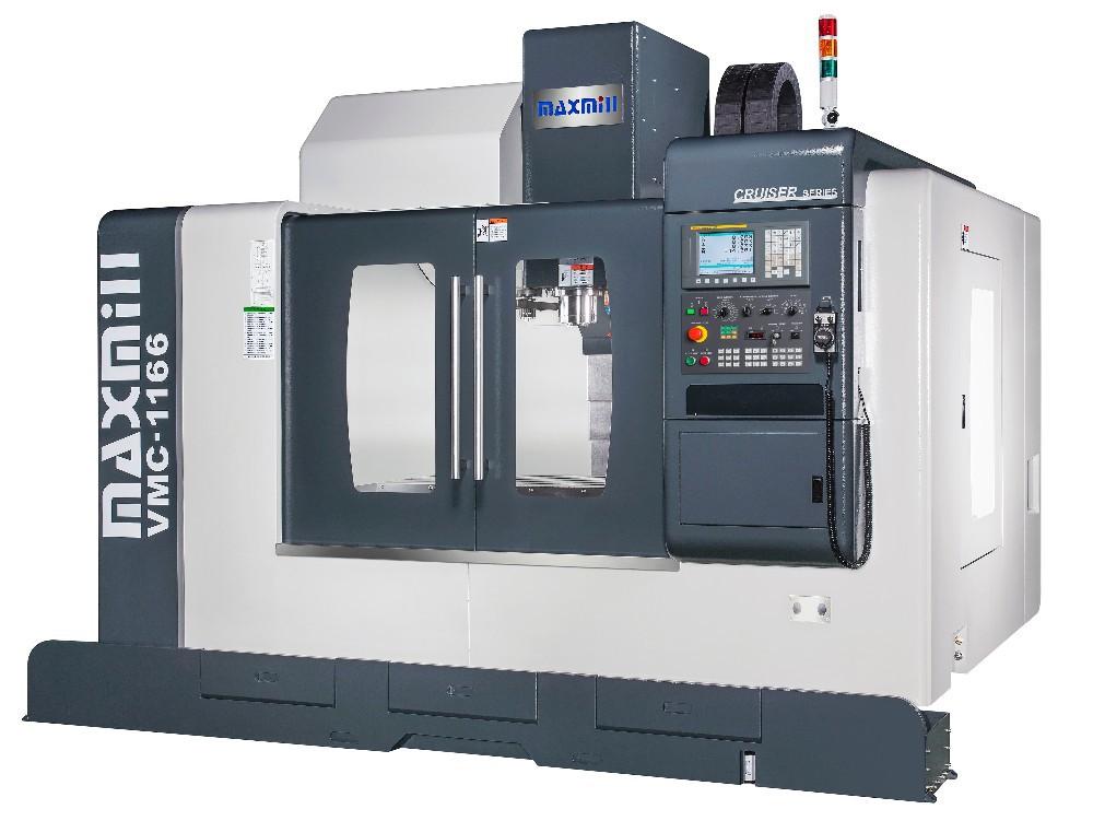 NVM-1166 3 Axis Vertical CNC Milling Machine