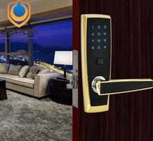 New design fingerprint door lock
