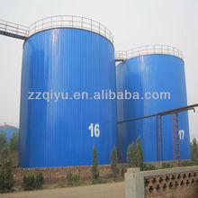Waste oil distillation to diesel and gasoline machine