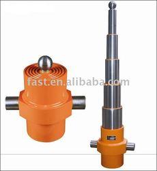 high-quality customerized telescopic hydraulic cylinder