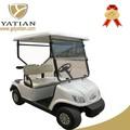 precio conveniente chino de alta calidad 2 plazas carrito de golf eléctrico