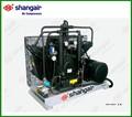 shangair 42wz ca de la serie booster compresor de aire a presión maquinaria del compresor de aire compresor de aire eléctrico