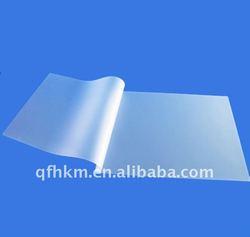 125mic hot transparent laminating film
