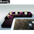 tecido de luxo sofá de 2014 sofá novo design gps6060 alta qualidade sofá de tecido