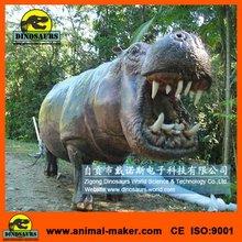 Animal Park Animatronic Funny Toys Baby Hippo