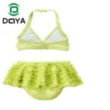 2012 lovely kid's swimwear