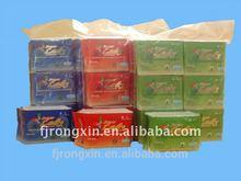 Color easy pack feminine hygiene product
